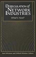 Deregulation of network industries : what's next?