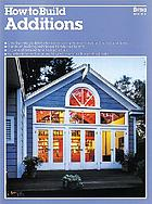 How to build an addition