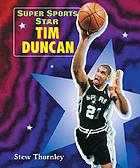 Super sports star Tim Duncan