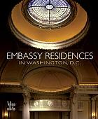 Embassy residences in Washington D.C.