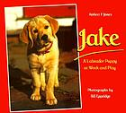 Jake : a Labrador puppy at work and play