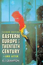 Eastern Europe in the twentieth century