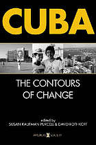 Cuba : the contours of change