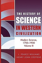 The history of science in Western civilization