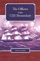 The officers of the CSS Shenandoah