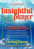 Insightful player : football pros lead a bold movement of hope