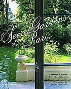 Secret gardens of Paris