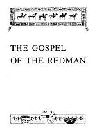 The gospel of the redman : a way of life