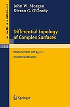 Differential topology of complex surfaces : elliptic surfaces with pg̳=1: smooth classification