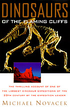 Dinosaurs of the flaming cliffs