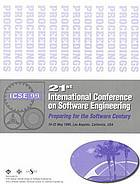 Proceedings of the 1999 International Conference on Software Engineering : ICSE 99 : May 16-22, 1999, Los Angeles, California, USA