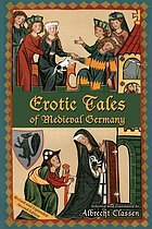 Erotic tales of medieval Germany