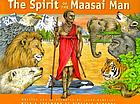 Spirit of the Maasai man