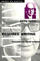 Required writing : miscellaneous pieces, 1955-1982
