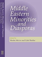 Middle Eastern minorities and diasporas