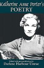 Katherine Anne Porter's poetry