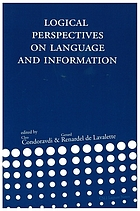 Logical perspectives on language and information