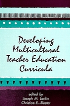 Developing multicultural teacher education curricula