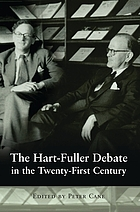 The Hart-Fuller debate in the twenty-first century