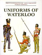 Uniforms of Waterloo in colour, 16-18 June 1815