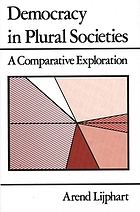 Democracy in plural societies : a comparative exploration