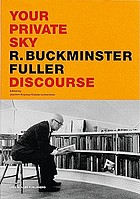 Your private sky : discourse