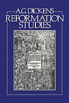 Reformation studies