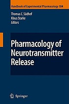 Pharmacology of neurotransmitter release