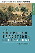 The American tradition in literature
