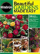 Beautiful gardens made easy