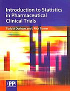 Introduction to Statistics in Pharmaceutical Trials