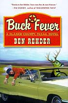 Buck fever : a Blanco County, Texas novel