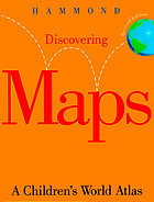Discovering maps, a young person's world atlas