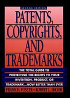 Patents, copyrights & trademarks