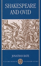 Shakespeare and Ovid