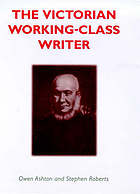 The Victorian working-class writer