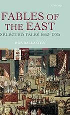 Fables of the East : selected tales, 1662-1785