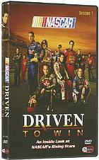 NASCAR driven to win
