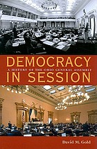Democracy in session : a history of the Ohio General Assembly
