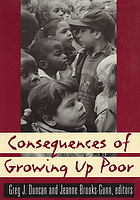 Consequences of growing up poor