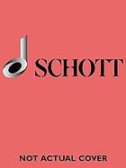 Il canto sospeso : Für Sopran-, Alt- und Tenor-Solo, gemischten Chor und Orchester