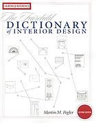 The Fairchild dictionary of interior design