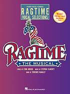 Ragtime : vocal selections : piano, vocal, chords