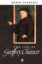 The life of Geoffrey Chaucer : a critical biography