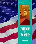 Freedom of worship