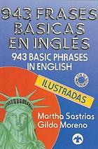 943 frases básicas en ingles, ilustradas = 943 basic phrases in English, illustrated