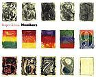 Jasper Johns : numbers