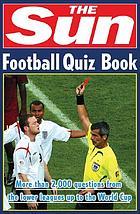 The Sun football quiz book