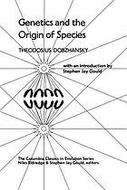Genetics and the origin of species