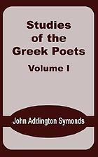 Studies of the Greek poets